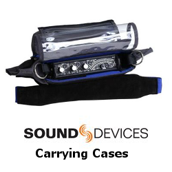 Sound Devices Carry Cases