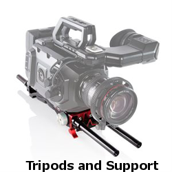 tripods and support