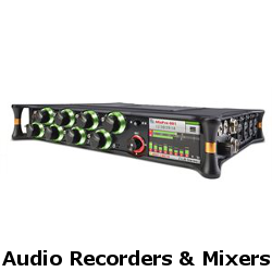 audio recorders and mixers