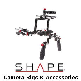 shape camera rigs