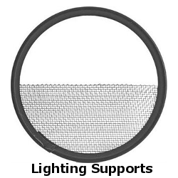 lighting supports