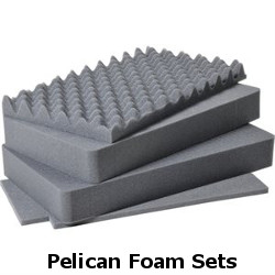 pelican foam sets