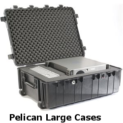 pelican weapons cases