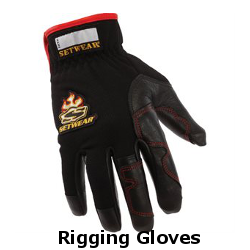 rigging gloves