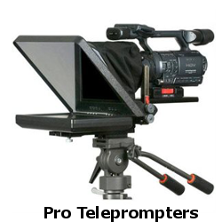 pro teleprompters