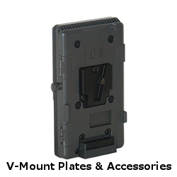 v-mount plates and accessories