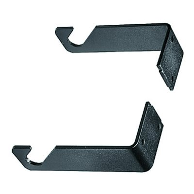 MANFROTTO B / P SINGLE HOOKS SET (2)