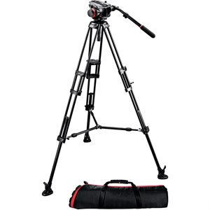MANFROTTO 504HD-546B ALLOY KIT