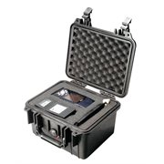 PELICAN # 1300 CASE - BLACK