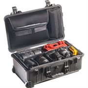 PELICAN # 1510 STUDIO CASE - BLACK