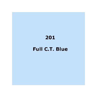 LEE FILTERS 201 FULL CT BLUE SHEET