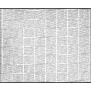"Rosco Light Grid Cloth, Roll, 48""x25'"