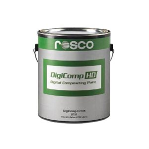 Rosco Rosco Digicomp Green Paint 3.8L