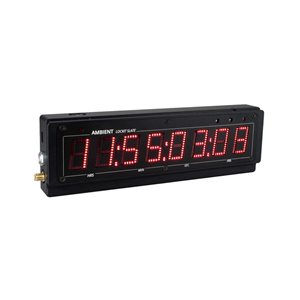 Ambient Recording Time Code Slate Display Module