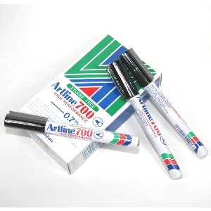 ARTLINE 700 FINE POINT MARKER BLACK
