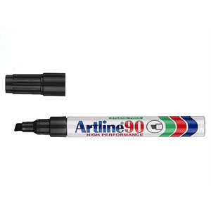 ARTLINE 90 PERMANENT BLACK MARKER