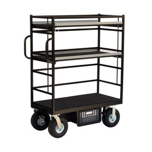 Head Mini Cart with foam filled wheels