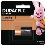 DURACELL ULTRA DL123 LITHIUM BATTERY