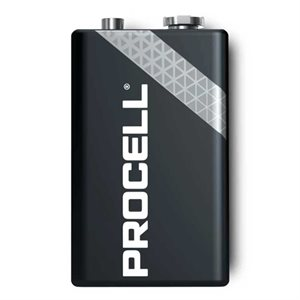 DURACELL 9VOLT PRO CELL BATTERY