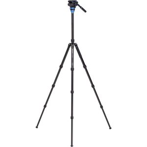 Aero7 Travel Angel Video Tripod Kit - A3883T with Leveling Column & S7 Head