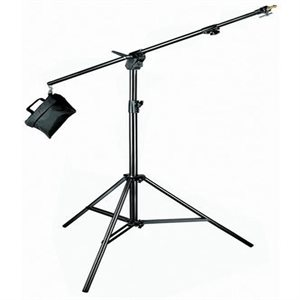 MANFROTTO 420B COMBI BOOM STAND BLK