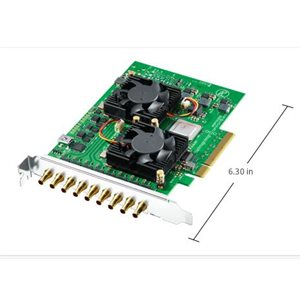 BLACKMAGIC DESIGN DECKLINK QUAD 2 ETA DEC