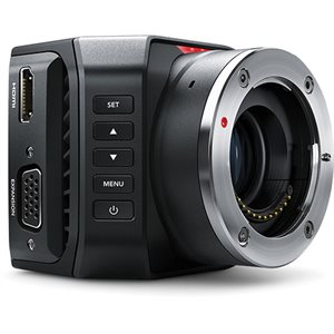 BLACKMAGIC DESIGN MICRO STUDIO CAMERA 4K X 5 BUNDLE