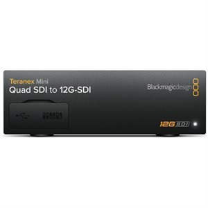 BLACKMAGIC DESIGN TERANEX MINI - QUAD SDI TO 12G-SDI