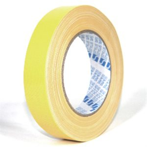 CAMERA TAPE: YELLOW