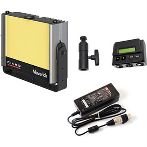 CINEO LIGHTING MAVERICK DAYLIGHT STUDIO KIT.