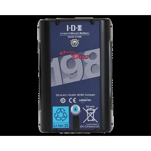 IDX 191Wh LI-ION V-MOUNT BATTERY