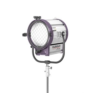 FILMGEAR LIGHTING 2KW JUNIOR FRESNEL LAMP