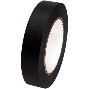 NASHUA 357 GAFFERS TAPE BLACK 24MM X 40M