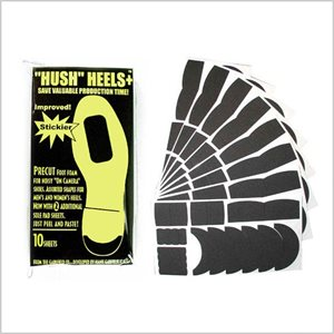 PROFESSIONAL SOUND CORPORATION HUSH HEEL