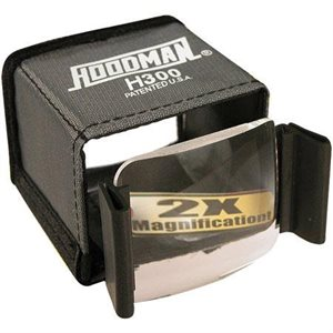 HOODMAN CAMCORDER LCD COMBO KIT 3IN
