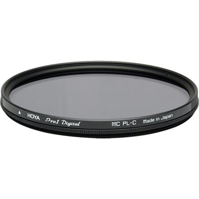 HOYA FILTERS 77MM CIRC POL PRO1D DMC FILTER