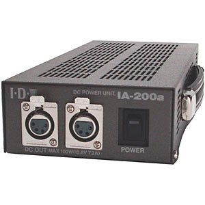 IDX IA-200 DUAL POWER SUPPLY 100W AC