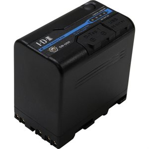 IDX (47Wh) 14.4V / 3.2Ah LITHIUM ION BATTERY FOR BP-U TYPE