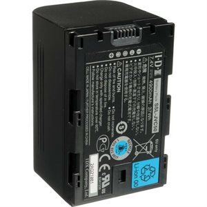 IDX 7.4V / 5000MAH LITHIUM ION BATTERY FOR JVC