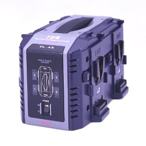IDX 4-CHANNEL FULLY SIMULTANEOUS QUICK CHARGER