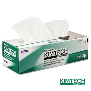 KIMWIPES - LARGE (196 Wipes Per Box)