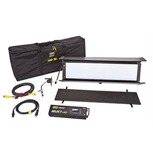 SELECT LED 30 DMX KIT W /  SOFT CASE, UNIV 230U