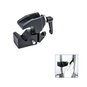 Superb Clamp with Adjustable handle - Black