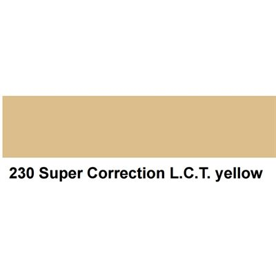 Lee Filters 230 Super Correction LCT Yellow Roll