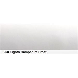 Lee Filters 258 Eighth Hampshire Frost Sheet