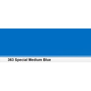 Lee Filters 363 Special Medium Blue Roll