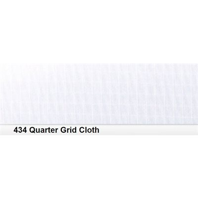 Lee Filters 434 Quater Grid Cloth Roll