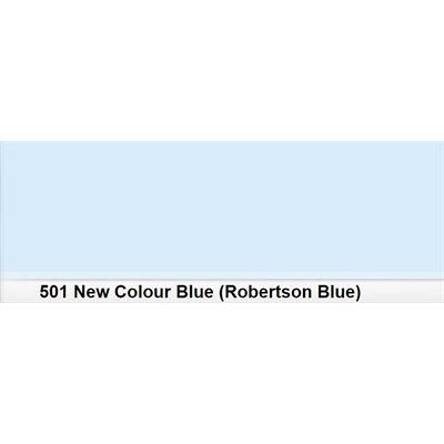 07ff5b86 LEE FILTERS Sheet NEW COLOUR BLUE (ROBERTSON BLUE) 48INX21IN   John ...