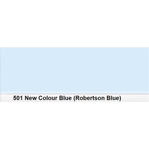 Lee Filters 501 New Colour Blue Sheet