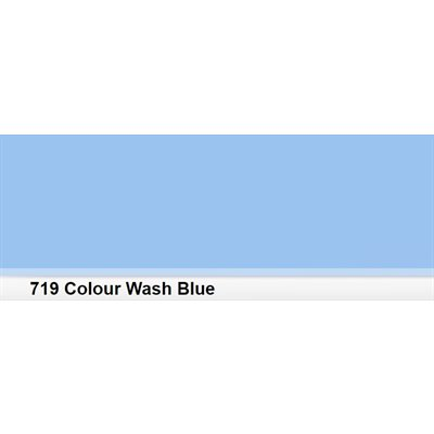 Lee Filters 719 Colour Wash Blue Sheet